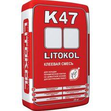 кл  Litokol K47  25 кг клей