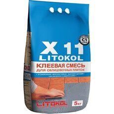 кл  LitoKol X11  5 кг клей