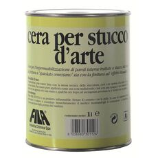 CERA PER STUCCO DARTE - зашитный воск для венецианских штукатурок 1 L