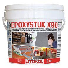EPOXYSTUK X90 C.00 WHITE-затир.состав 5kg bucket