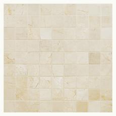 Каменная мозаика Crema Marfil pol. 30x30х7