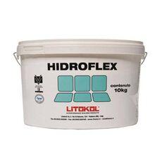 Гидроизоляционная мастика HIDROFLEX 10 кг