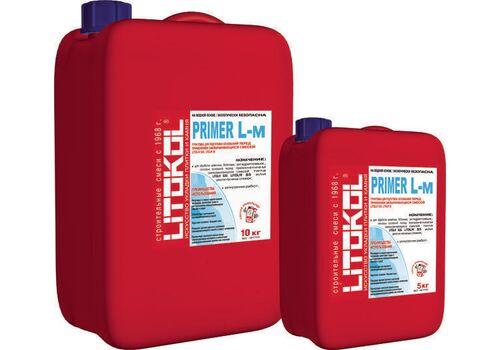PRIMER L  грунтовка для наливных полов. 5 кг
