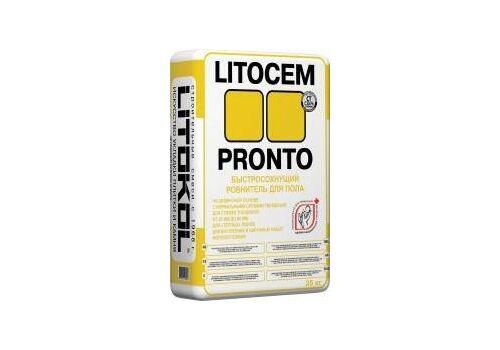 LITOCEM PRONTO - ровнитель для пола 25кг