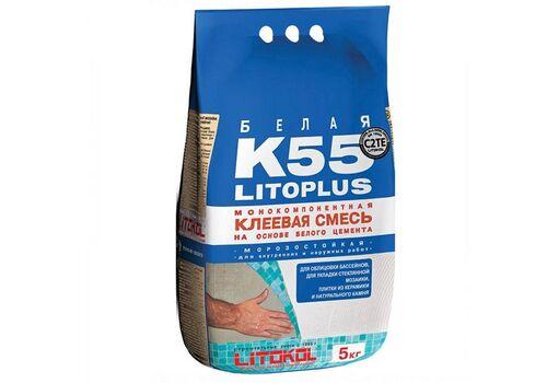 LitoPlus K55  5 кг клей