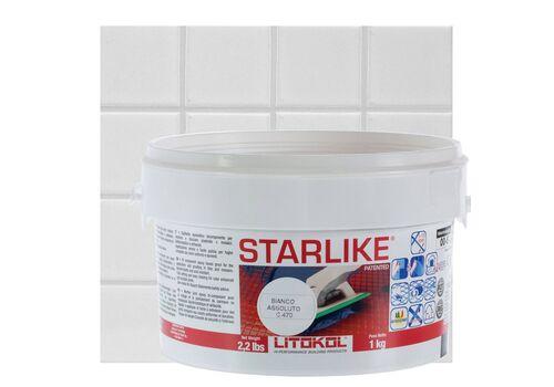 затирка LitoCHROM Starlike C.470 5 кг B.ASSOLUTO