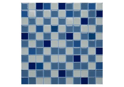 Стеклянная мозаика Blue Atlantic