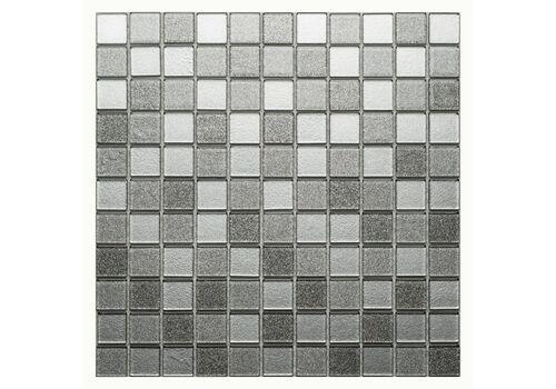 Стеклянная мозаика Silver Day